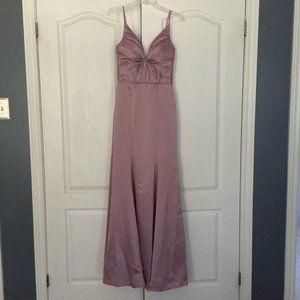 Light Pink Formal Dress